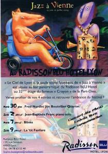 2009 - LA 'TIT FANFARE - Jazz a Vienne - LYON