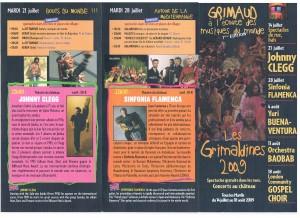 2009 - LA 'TIT FANFARE - Les Grimaldines - GRIMAUD