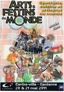 2011 - LA 'TIT FANFARE - Arts et Festins du Monde - GARDANNE