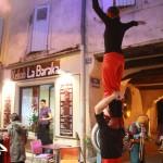 2013 - Latitfanfarecirkus - Isles sur sorgues - Acrobatie (2)
