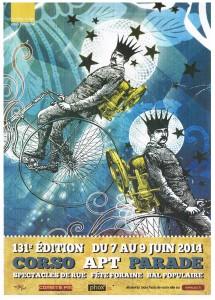 2014 - LA 'TIT FANFARE - 131éme édition Corso APT Parade