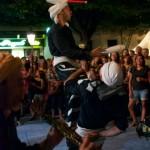 2015 Hestivoc La tit fanfare cirkus Remy Loic acrobaties jonglage