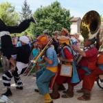 La Tit'Fanfare Cirkus - Arnas 27 juin (122)