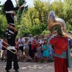 La Tit'Fanfare Cirkus - Arnas 27 juin (124)