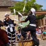 Festival continents et cultures. Arnas 27 juin 2015.