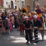 Festival continents et cultures.  Jullié 27 juin 2015.