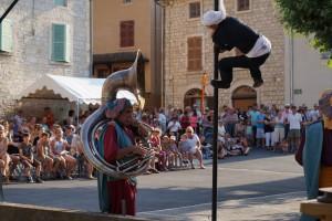La Tit'Fanfare Cirkus - Lucenay 1 juillet 2015 (31)